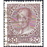 AUS Selo, Definitivo/Regular, 1908, (N), The 60th Anniversary of the Reign of Emperor Franz Josef I, Emperor Ferdinand I (1835-48).
