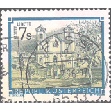 AUS Selo, 1987, (N), Yt:AT 1723, Monasteries of Austria, Loretto Monastery.