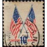 USA Selo, 1973, (U), Yt:US 1009, 50-Star & 13-Star Flags.