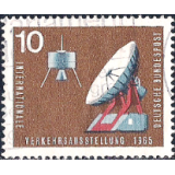GER (BRD) Selo, 1965, (N), Yt:DE 341, International Traffic Exhibition.