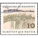 GER (BRD) Selo, 1969, (N), Yt:DE 454, Protection of Nature, uropean Nature Preservation Year.