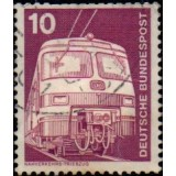 BRD (Alemanha) Selo, 1975, (U), Yt:DE 696, Commuter train ET 420/421.