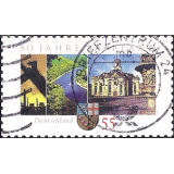 GER (BRD) Selo, 2007, (N), Yt:DE 2406, The 50th Anniversary of Saarland Federation.