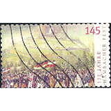 GER (BRD) Selo, 2007, (N), Yt:DE 2428, The 175th Anniversary of the Hambach Celebration, May Feast at Hambach Castle (1832).