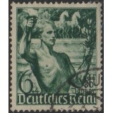 AIM (Alemanha) 1938, (U), Yt:DR 603, The 5th Government Anniversary.