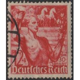 AIM (Alemanha) 1938, (U), Yt:DR 604, The 5th Government Anniversary.