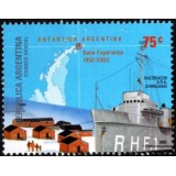 ARG Selo, 2002, (Mint), 50th Anniversary of the Argentinian Antarctic (Base Esperanza).