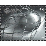 ARG Selo, 2006, (Mint), Football World Cup - Germany (Copa do Mundo - Alemanha).