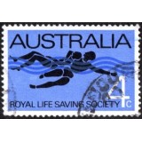 AUT Selo, 1966, (U), Yt:AU 343,The 75th Anniversary of the Royal Saving Society.