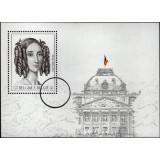 BEL Bloco, 2001, (Mint), Queens of Belgium.