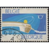 BEL Selo, 1980, (U), The 50th Anniversary of the Telegraph & Telephone Administration.