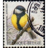 BEL Selo, 1992, (U), Great Tit (Parus major).