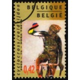 BEL Selo, 2002, (Mint), World Cycling Championships.