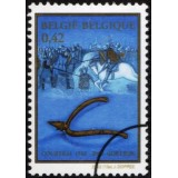 BEL Selo, 2002, (Mint), 700th Anniv. of the Golden Spur Battle.