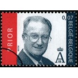 BEL Selo, 2002, (Mint), King Albert II.