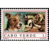 CAV Selo, 1995, (Mint), Dog Breed (Cães Raça).
