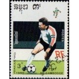 CAM Selo, 1990, (Mint), Yt:KH 894, Football World Cup - Italy.