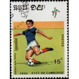 CAM Selo, 1990, (Mint), Yt:KH 897, Football World Cup - Italy.
