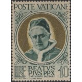 VAT Selo 1951, (U), The Beatification of Pope Pius XII.
