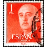 ESP Selo, 1960, (U), Franco, General.