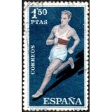 ESP Selo, 1960, (U), Yt:ES 987, Sports (Athletics).