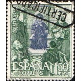 ESP Selo, 1962, (N), Yt:ES 1138, Mysteries of the Most Holy Rosary.