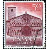 ESP Selo, 1966, (N), Yt:ES 1414, Church of Santo Domingo (Soria).