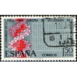 ESP Selo, 1969, (N), Yt:ES 1571, Biochemical Congress.