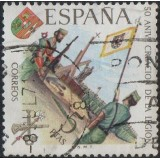 ESP Selo, 1971, (N), Yt:ES 1698, 50th Anniversary - Spanish Foreign Legion.