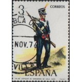 ESP Selo, 1976, (N), Yt:ES 1998, Military Uniforms,