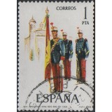 ESP Selo, 1978, (N), Yt:ES 2096, Military Uniforms, 1908.
