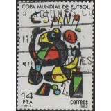 ESP Selo, 1982, (N), Yt:ES 2272, Football World Cup Spain 82.