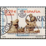 ESP Selo, 2006, (N), Yt:ES 3880, Adoration of the Shepherds.