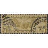 USA Selo, 1932, (U), Yt:US PA16, Winged Globe.