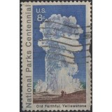USA Selo, 1972, (U), Yt:US 946, The 100th Anniversary of National Parks - Yellowstone National Park.