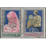 FIL Selo, 1984, (U), Christmas 1984 - Mother & Child, Holy Family.