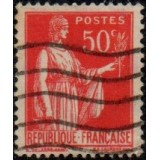 FRA Selo, 1933, (U), Yt:FR 283, Type Peace, New Daily Stamps.