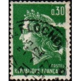 FRA Selo, 1969, (U), Yt:FR 1611, New Values.