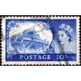 GRB Selo, 1955. (N), Yt:GB 285, Edinburgh Castle.