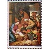GRB Selo, 1967, (N), Yt:GB 499. Christmas Stamps, The Adoration of the Shepherds - 3d.