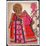 GRB Selo, 1972, (N), Yt:GB 669. Christmas Stamps, Angel holding Trumpet.