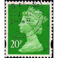 GRB Selo, 1988, (N), Yt:GB 1330. Queen Elizabeth II - Decimal Machin - Normal Perfs.