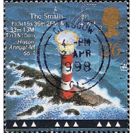 GRB Selo, 1998, (N), Yt:GB 2032. Lighthouses, Small's Lighthouse, Pembrokeshire.