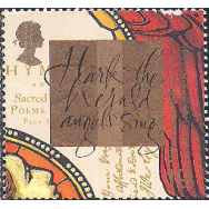 "GRB Selo, 1999, (N), Yt:GB 2133. Christmas Stamps, ""Hark the herald angels sing"" and Hymn book (John Wesley)."