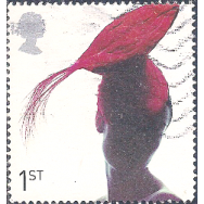 GRB Selo, 2001, (N), Yt:GB 2258. Hats, Toque Hat by Pip Hackett.