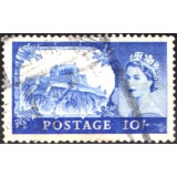 GRB Selo, 1955, Definitivo/Regular, (U), Yt:GB 285, Edinburgh Castle.