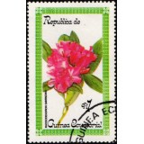GEQ Selo, 1979, (Mint), Yt:GQ 126ª, Rhododendron Smirnowh (Flowers).