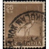INA Selo, 1974, (U), Yt:IN 402, Chital, Axis Deer (Axis axis) (Spotted Deer).