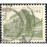 EIR Selo, 1983, (N), Yt:FI 512, New Values, Greenhouse (19th Cty.) Botanic Gardens, Dublin.