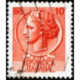 ITA Selo, Regular, 1955, (U), Yt:IT 711, Coin of Syracuse